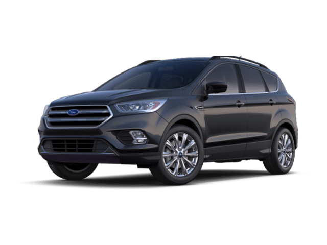 New 2019 Ford Escape SEL SUV Yorkville